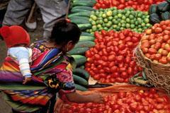 Frutas y verduras, una dieta saludable (WB)