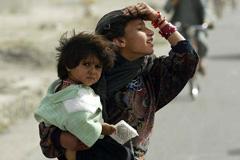 Evitar el reclutamiento de niños (Unicef)