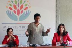 Phumzile Mlambo-Ngcuka, directora ONU-Mujeres.