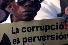 La corrupción y crimen organizado (ATT)