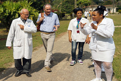Médicos internacionalistas cubanos (PAHO)