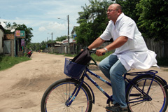 Faltan médicos en zonas rurales (PAHO)