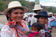 Madres del altiplano boliviano (WB)