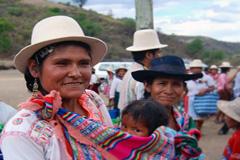 Familias indígenas bolivianas (WB)