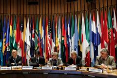 Asamblea de la CEPAL en Santiago (C. Vera)