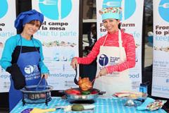 Promoción de comidas sanas (Paho)