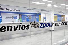 Oficinas de envíos de dinero (LDD)