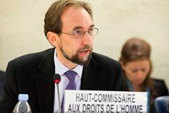 Zeid Ra'ad Al Hussein (Foto UN)