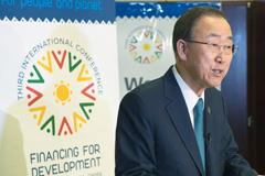 Ban Ki-moon en Addis Abeba (UN)