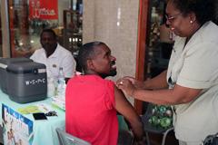 Campañas de vacunación son clave (Paho)