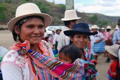 Comunidad Monte Alfonso en Bolivia (WB)