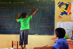 Educación con dos velocidades (WB)