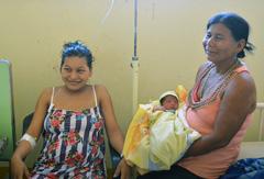 Mejorar acceso a la salud de mujeres indígenas (WB)