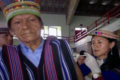 Campaña de vacunación en Bolivia (Paho)