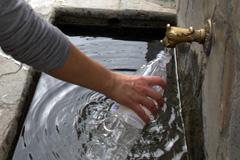 Las grandes urbes padecen estrés hídrico (WB)