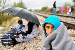 Los niños refugiados sufren expulsiones (UN)