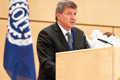 Guy Ryder director de la OIT (Ilo)
