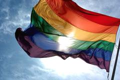Emblema del movimiento de personas LGBT.