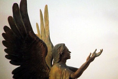 Monumento al ángel-niño (WB)