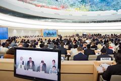 Reunión del Consejo de Derechos Humanos (UN)