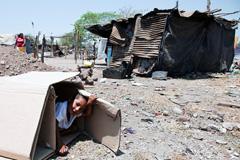 Erradicar la pobreza, meta de los ODS (WB)