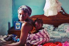 Niñas madres en aumento en Africa (WB)