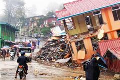 Los desastres relacionados con el clima (UN)