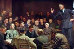 El discurso del odio de Hitler (Unesco)