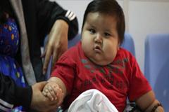 La obesidad amenaza a los niños (LDD)