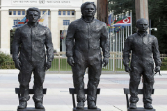 Homenaje a la libertad de expresión de Assange en la ONU