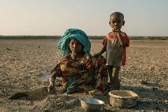 Las sequías siguen provocando hambrunas (UN)