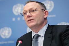 Ben Emmerson, experto de la ONU (UN)