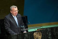 Yuri director de UNODC (UN)