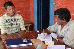 Paludismo, un trabajo de prevención (WHO)