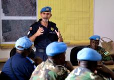 Cascos azules en Africa en cuestión (UN)