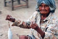 Pobreza indígena en Argentina (AP)