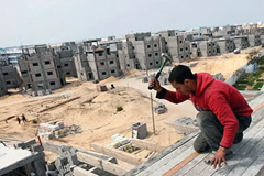 Economía estrangulada en Gaza (LDD)