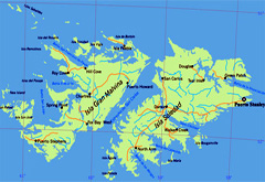 Islas Malvinas/Flakland (LD)