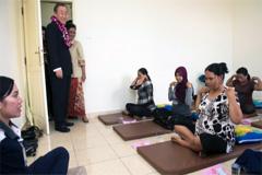 Yoga en la ONU (UN)