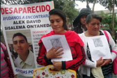 Desaparecidos, flagelo mundial (LD)