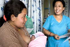Lactancia materna (WHO)