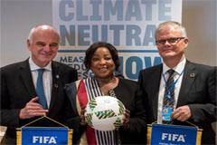Directiva de la FIFA  lanza campaña (WB)