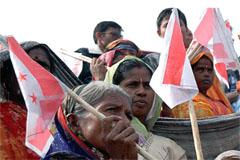 Lucha por la democracia en India (UN)