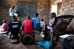 Educación en situaciones precarias (U)