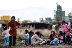 Niños refugiados sin educación (UN)
