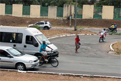 Fallas en la seguridad vial (UN)