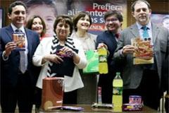Campaña contra productos grasos (WHO)