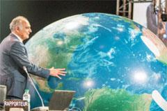 Globo de la contaminación (UN)