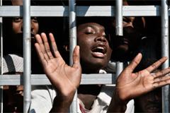Explotación y violencia sexual sobre niños y mujeres que transitan la ruta migratoria del Mediterráneo