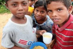 Las sequías y la inseguridad alimentaria han favorecido la migración irregular en Centroamérica